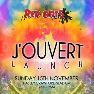 RA J'Ouvert Launch